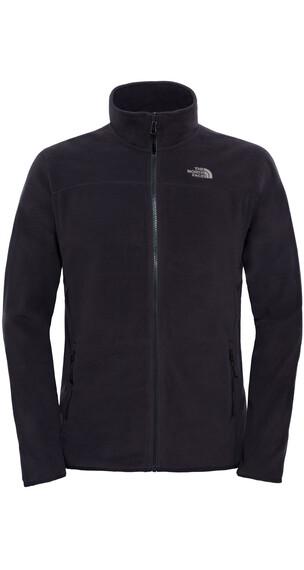 The North Face M's 100 Glacier FZ Jacket Tnf Black